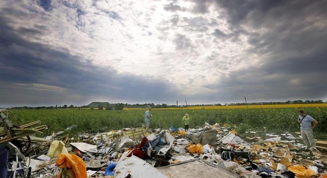 Holanda levará Rússia aos tribunais pelo 'seu papel' em queda de avião