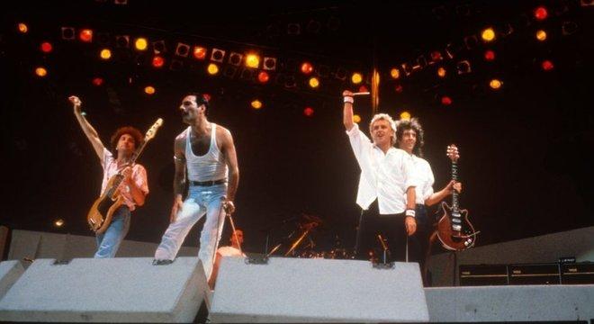 A banda deu um tempo em 1983, mas seus integrantes sempre mantiveram contato