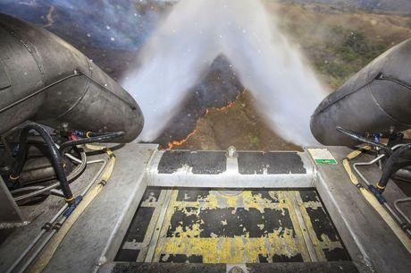 SP registrou 4.264 focos de incêndio em 2020