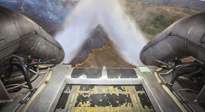 SP registrou mais de 4.000 focos de incêndio em 2020