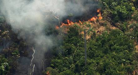 Amazônia teve 2.308 focos de incêndio em junho