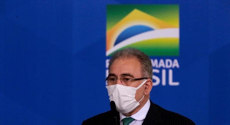 CPI da Covid estuda antecipar novo depoimento de Queiroga