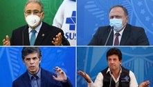 CPI da Covid aprova depoimentos de Mandetta e Teich na terça-feira