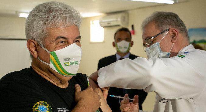 Pontes disse que Ciência e Tecnologia atua em conjunto com a Saúde