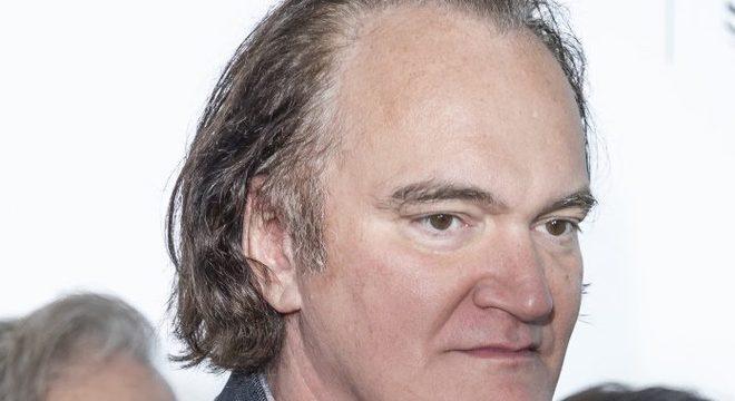 Quentin Tarantino em 2017