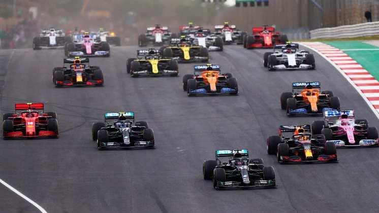 Quer ficar por dentro do calendário de 2021 da Fórmula 1? Confira nesta galeria (Por GRANDE PRÊMIO)