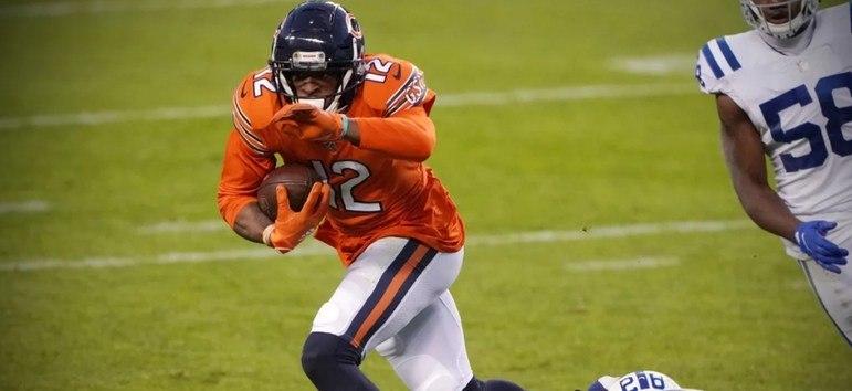 Questões na posição de quarterback limitam o potencial do Chicago Bears, apesar da campanha positiva até o momento.