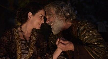 Quetura se uniu a Abraão