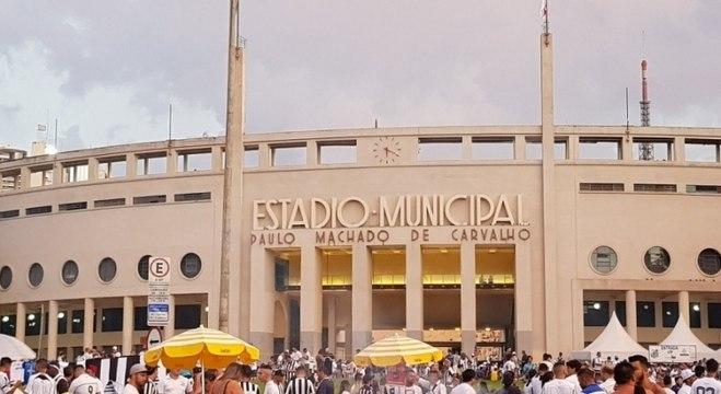 Santos terá de arcar com cerca de R$ 40 mil após atitude dos torcedores