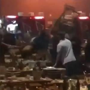 Briga ocorreu na noite desta terça-feira (28)