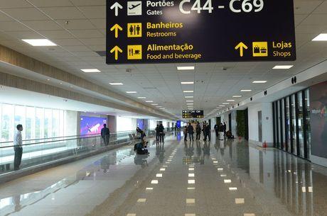 Crime ocorreu em terminal do aeroporto