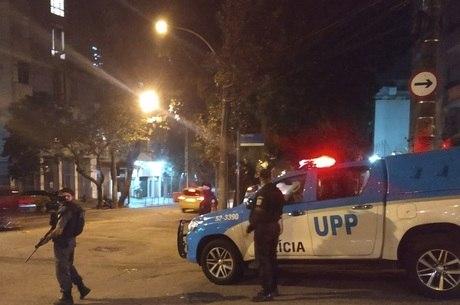 Policias da UPP do Morro da Formiga encontraram bebê