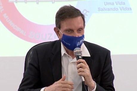 Marcelo Crivella anunciou mudanças na fase de flexibilização