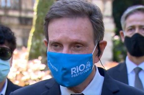 Crivella anunciou parceria da prefeitura com o Estado do Rio