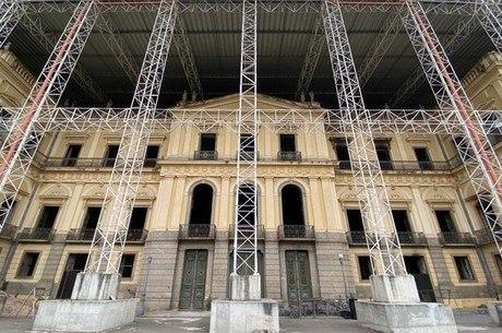 Parte do museu deve ser reaberto em 2022