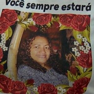 Maria do Rosário deixa um filho de 13 anos