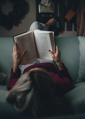 Livros para uma mente saudável