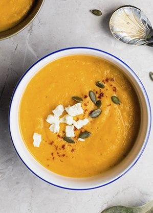 Sopa cai muito bem com as baixas temperaturas