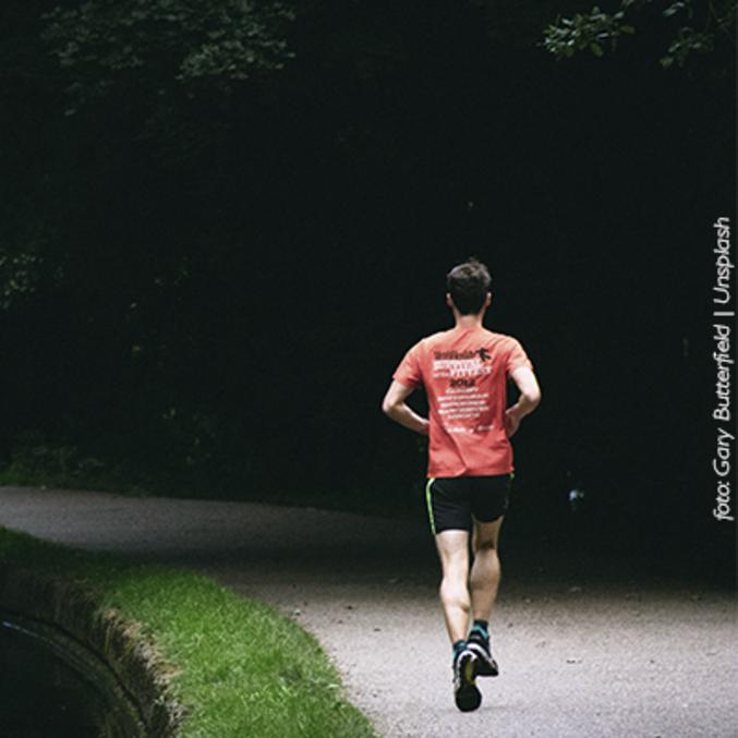 A caminhada e a corrida são duas das atividades mais praticadas ao ar livre