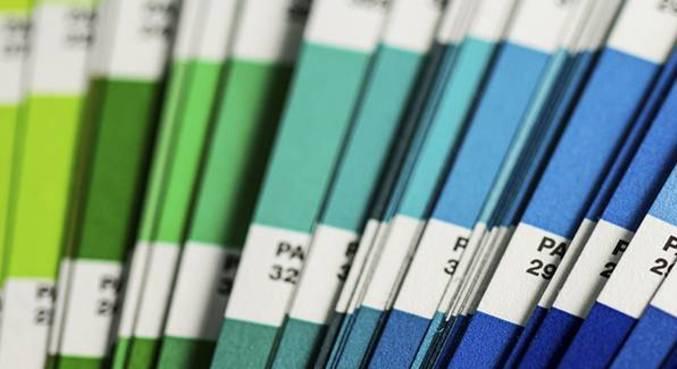 Paleta de cores Pantone 2021 trouxe uma dupla forte e vibrante
