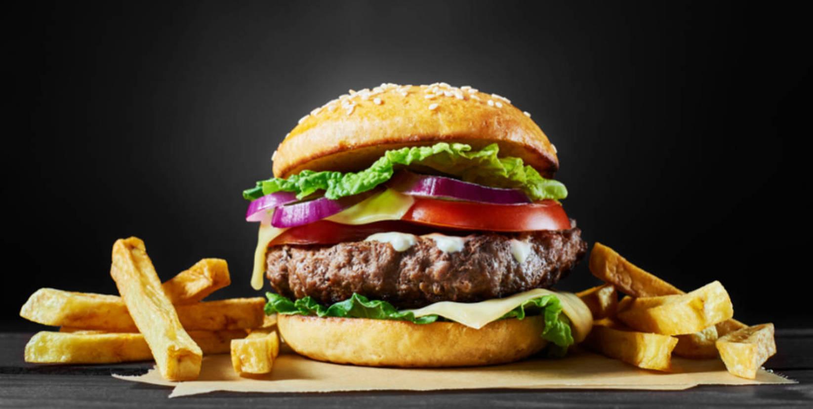 O New Burger, desenvolvido pela Embrapa, leva proteína de soja, temperos naturais, ferro e fibra de caju (Embrapa/ divulgação)