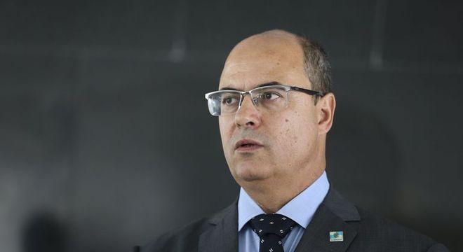 Wilson Witzel, afastado do governo do Rio de Janeiro