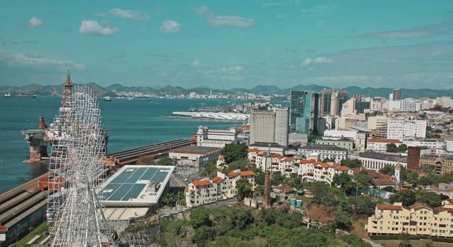 Região portuária do Rio de Janeiro