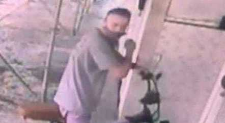 Autor do crime com a bicicleta furtada