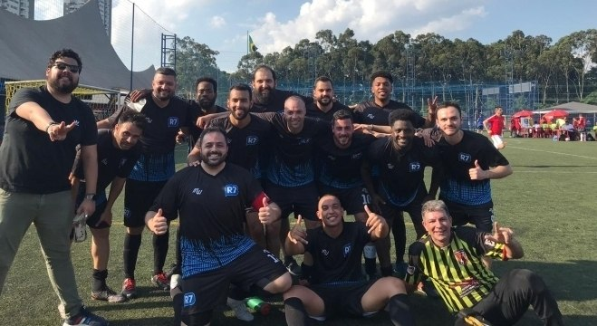 Portal R7 foi campeão em sua estreia na Super Liga Publicitária