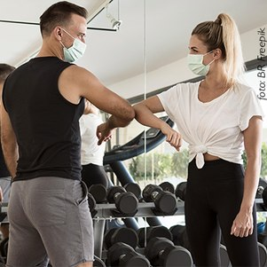 Uma máscara para cada atividade