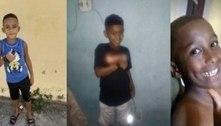 Polícia faz buscas por meninos de Belford Roxo; tráfico é investigado