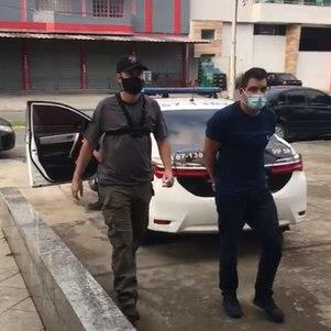 Marcus Vinicius é preso por fraude