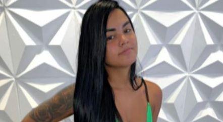 Bianca  Lourenço está desaparecida