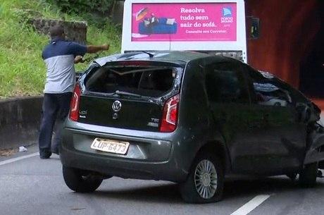 Colisão entre dois carros deixou um morto