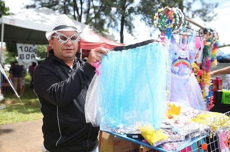 Ambulantes podem se cadastrar para trabalhar no carnaval