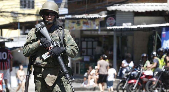 Rio esteve sob intervenção federal na segurança de fevereiro a dezembro de 2018