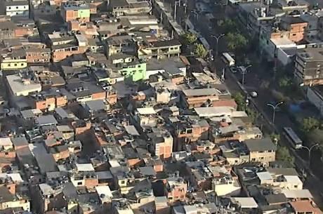 Rio das Pedras é uma das maiores favelas da zona oeste