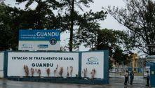 Rio: Cedae instala novo sistema e interrompe abastecimento