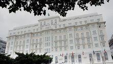 Ocupação média de hotéis no Rio cai para 57% na virada do ano