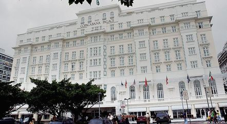 Taxa de ocupação dos hotéis do Rio ficou em 58%