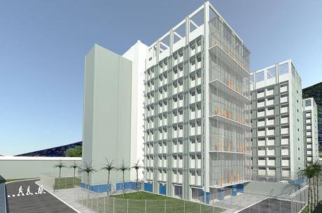 Projeto prevê construção de presídios verticais no Rio