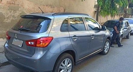 Veículo foi achado na comunidade do Arará