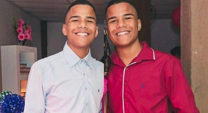 Diego e Diogo Lima morreram afogados após mergulho na praia do Arpoador