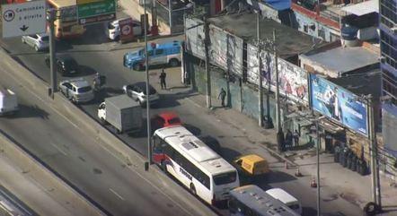 Crimes ocorreram na avenida Brasil nesta quarta-feira (6)