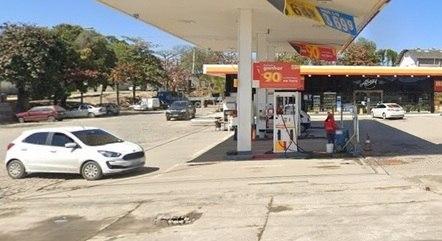Crime ocorreu em um posto de gasolina na BR-101