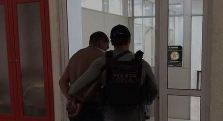 Presos responderão por porte ilegal de arma de fogo