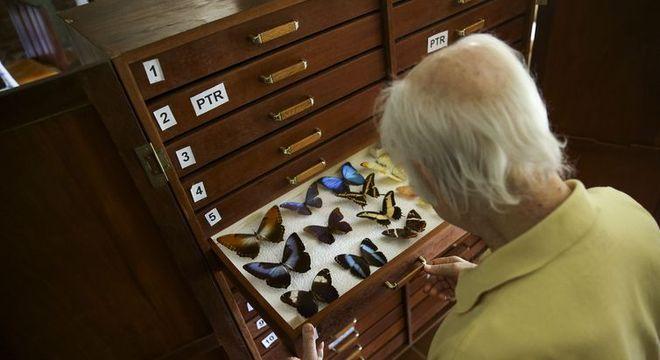 Coleção doada deve ser disponibilizada como acervo científico