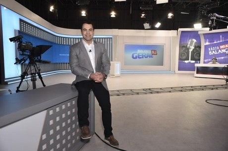 Balanço Geral RJ é apresentado por Tino Jr.