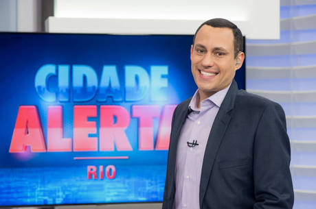 Cidade Alerta Rio é exibido das 18h às 19h45