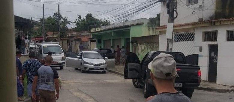 Policial federal e colega foram atacados por criminosos armados em Antares